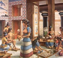 Η ζωή στη Μινωική Κρήτη